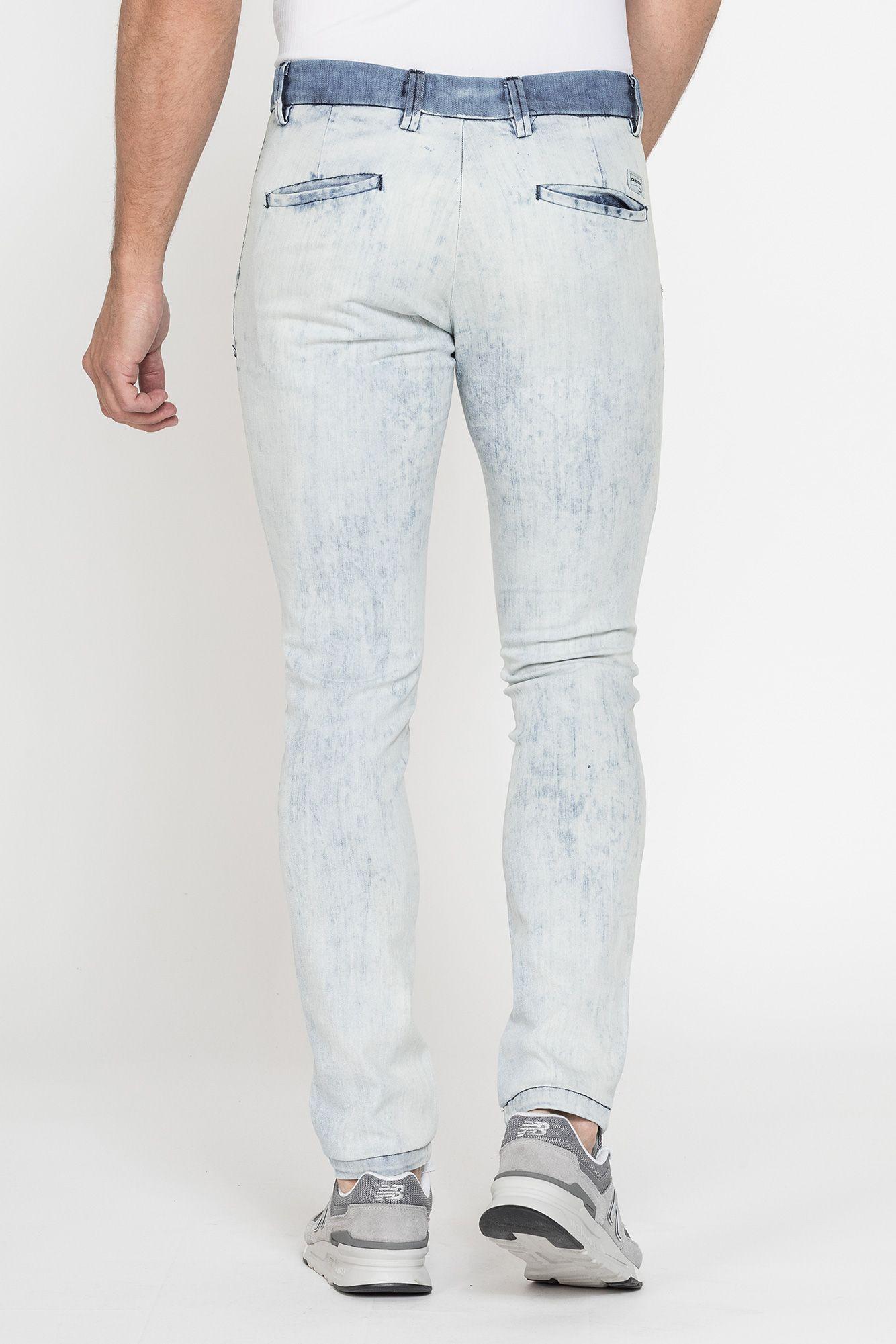 Carrera Jeans Pantalone uomo leggero 617 vita bassa slim fit