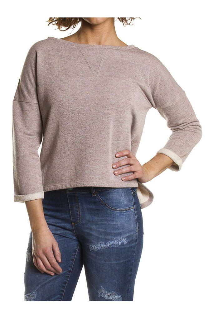 0d3666827eb Carrera Jeans - Wide sweat in cotton Cod. 869S0380X