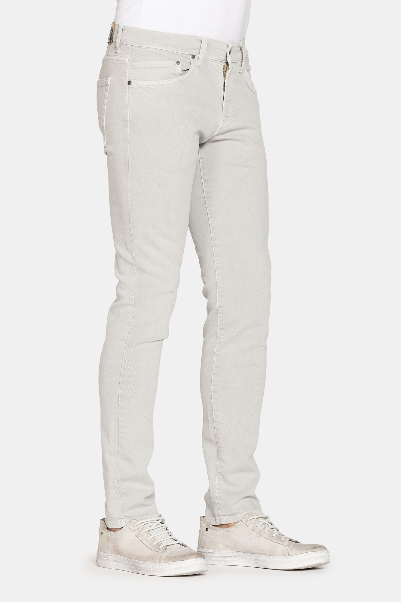 Carrera Jeans Jeans colorato super stretch mod. 717. vita